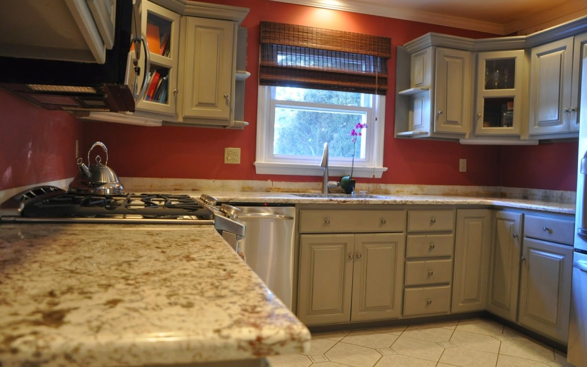 A Kitchen Transformation With Annie Sloan Chalk Paint